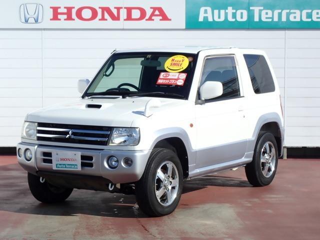 三菱 660 アクティブフィールド エディション 4WD 純正HD