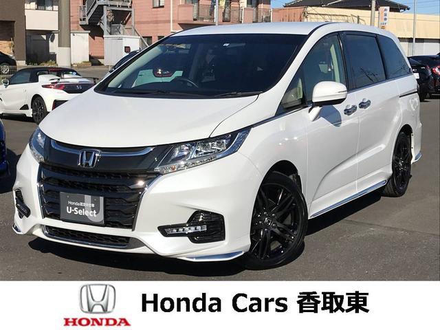 オデッセイ(ホンダ) G・エアロ ホンダセンシング 中古車画像