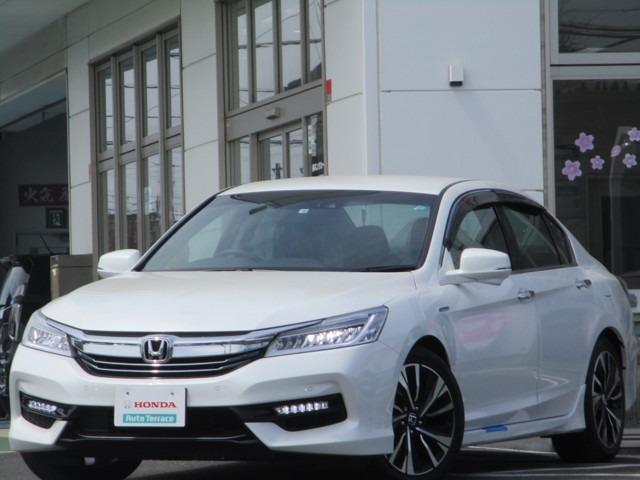 ホンダ EX Hセンシング 試乗車 デモカー ドラレコ 電動シート