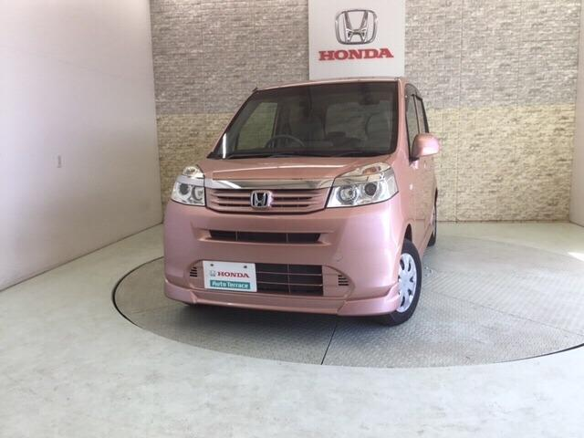 ホンダ G特別仕様車 HIDスマートスペシャル 社外SDナビ ETC