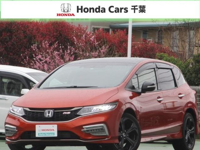 ホンダ RS・ホンダセンシング デモカー 試乗車 運転補助 ドラレコ