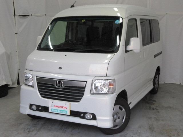 ホンダ G ナビ 4WD HIDヘッドライト CD キーレス ETC