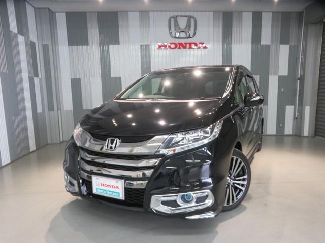 ホンダ アブソルート・EX ワンオーナー車 メモリーインターナビ
