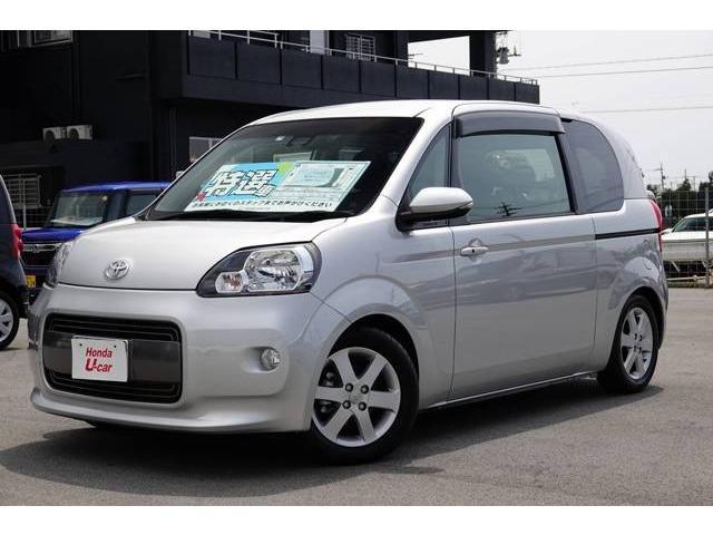 沖縄県の中古車ならポルテ F 福祉車両