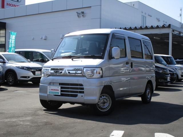 三菱 660 CL ハイルーフ 4WD 自社下取り ワンオーナー