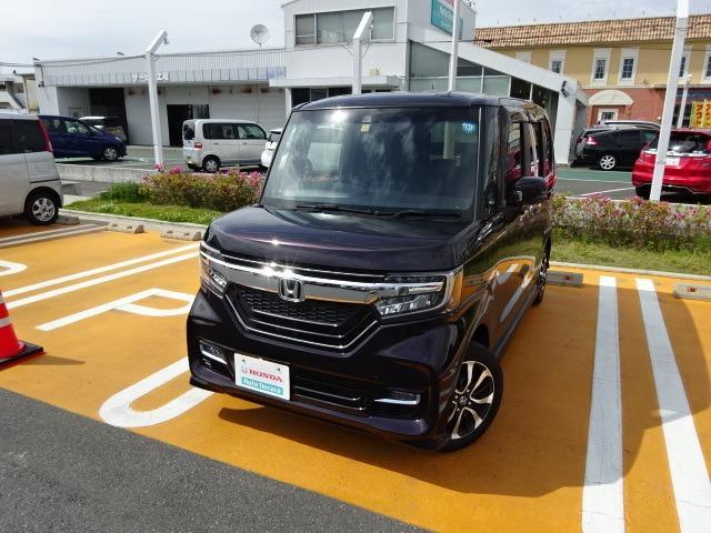 ホンダ G・EXホンダセンシング 軽自動車 メモリーナビ フルセグT