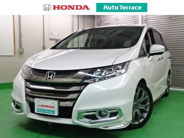 ホンダ アブソルート・EX 衝突軽減ブレーキ メモリーナビ