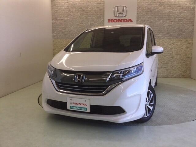 ホンダ ハイブリッド・EX 当社デモカー ホンダセンシング
