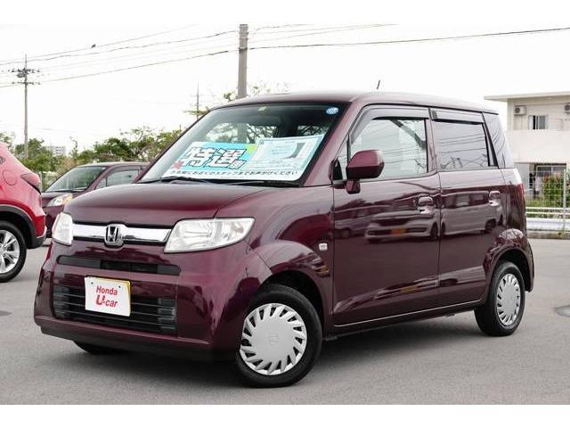 沖縄の中古車 ホンダ ゼスト 車両価格 39.8万円 リ済別 2009(平成21)年 9.7万km パープルパール