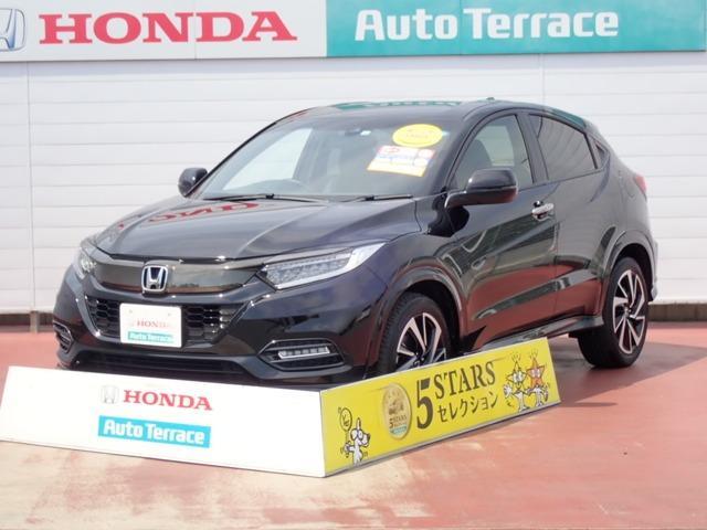 ホンダ RS・ホンダセンシング 3年保証付 当社試乗車 純正ナビ