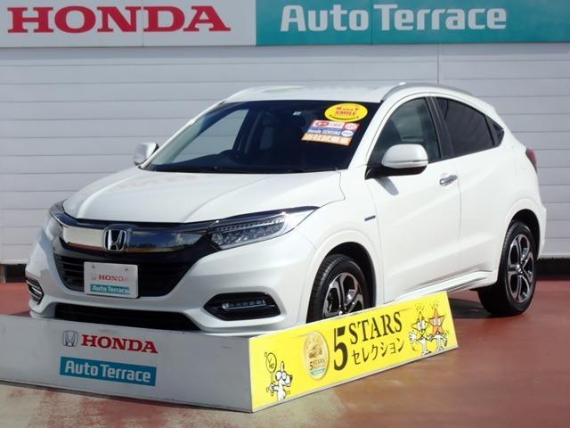 ホンダ ハイブリッドZ・ホンダセンシング 禁煙車 当社デモカー