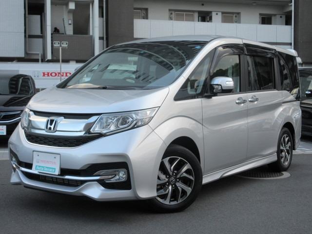 ホンダ 1.5 スパーダ 助手席リフトアップシート車 純製ナビ Ho