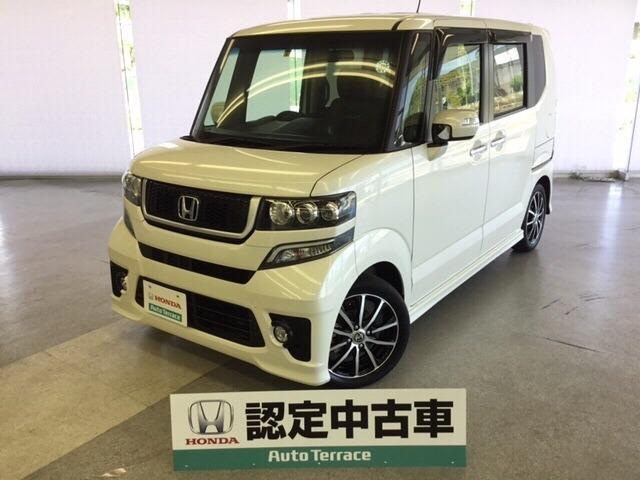 ホンダ モデューロX G・ターボパッケージ ギャザズナビ・フルセグ・