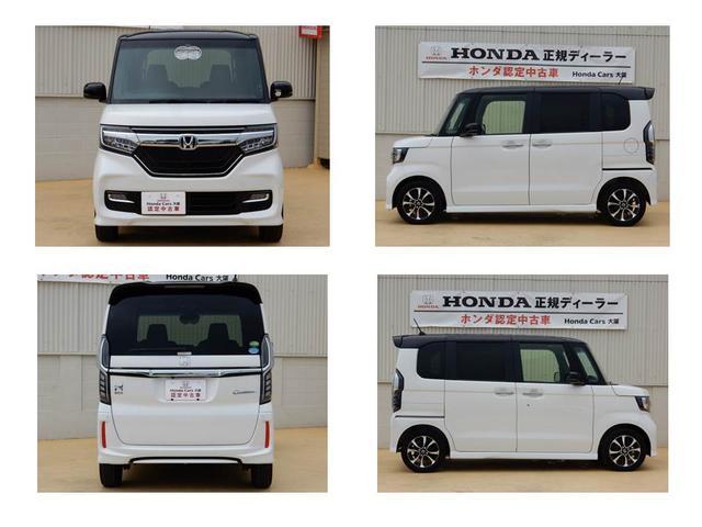 ホンダ G・Lホンダセンシング 当社デモカー 22
