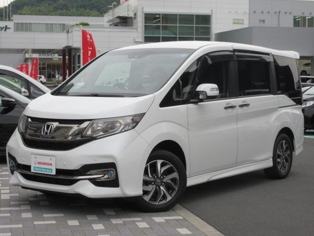 ホンダ スパーダ・クールスピリット 純製ナビ HondaSENSIN