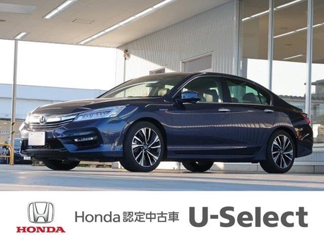 ホンダ EX ナビ・リヤカメラ・衝突軽減ブレーキ・ETC