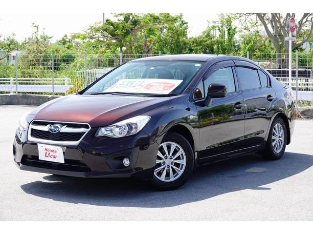 沖縄県の中古車ならインプレッサG4 1.6 i-L CD