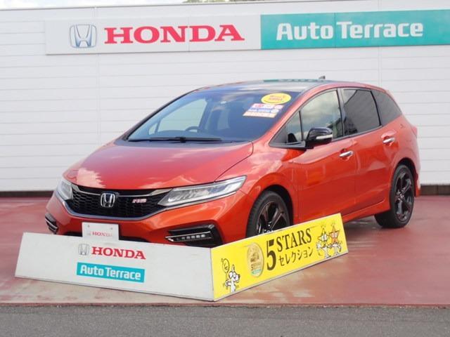 ホンダ RS・ホンダセンシング ホンダセンシング 3年保証付 当社試