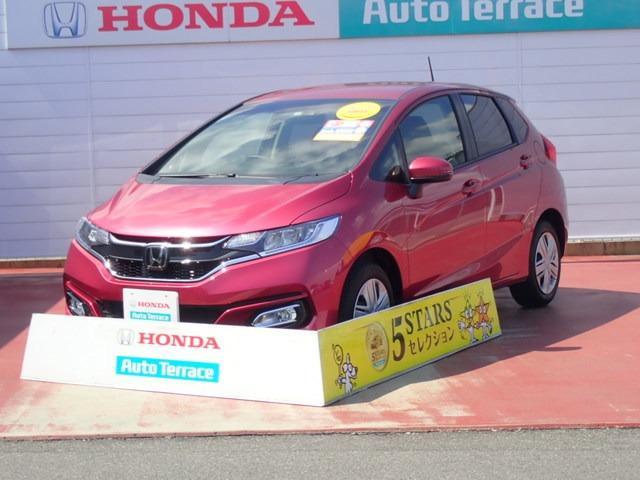 ホンダ 13G・L ホンダセンシング 3年保証付 当社試乗車 ナビ