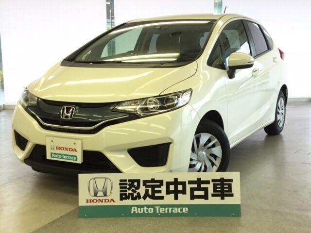 ホンダ 13G・Lパッケージ レンタカーアップ車