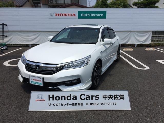 ホンダ EX ホンダセンシング