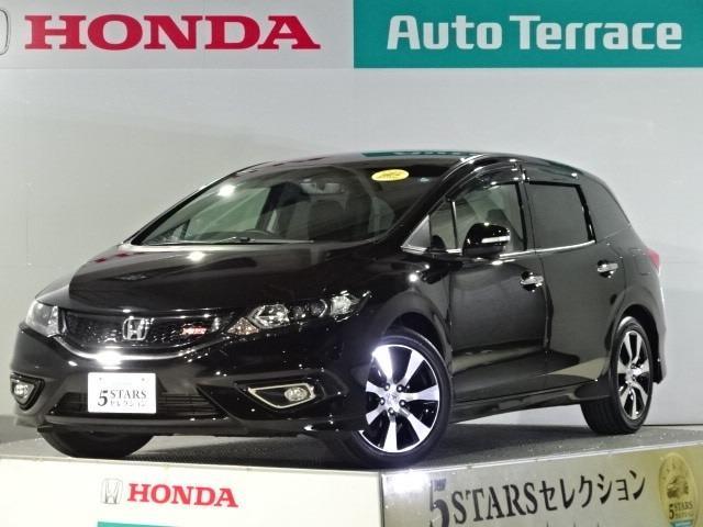 ホンダ RS 5STARSセレクション メモリーナビ