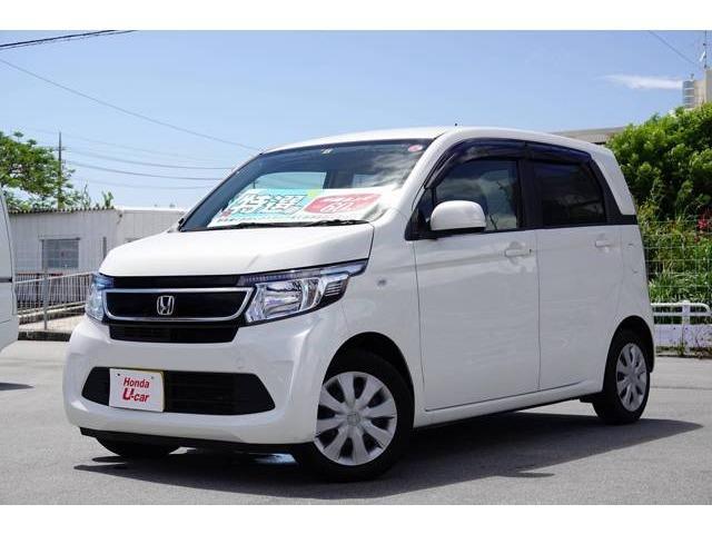 沖縄県の中古車ならN-WGN G ナビ・ETC