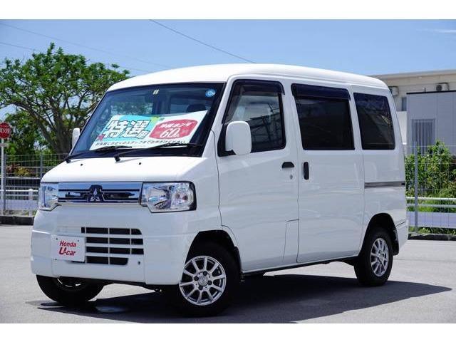 沖縄県の中古車ならミニキャブバン 660 CL ハイルーフ 5MT車