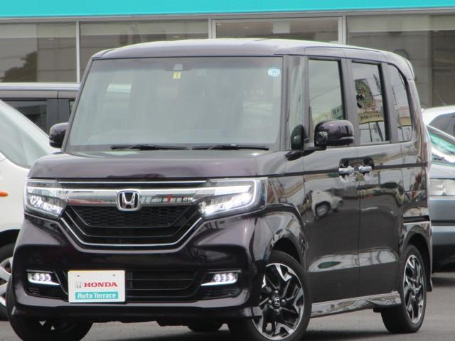 ホンダ G・EXターボHセンシング デモカー ドラレコ 運転支援S