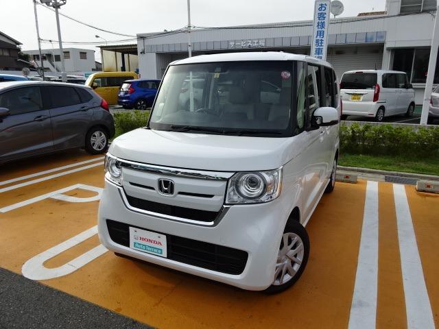 660 G スロープ L ターボ ホンダセンシング 車いす専(1枚目)