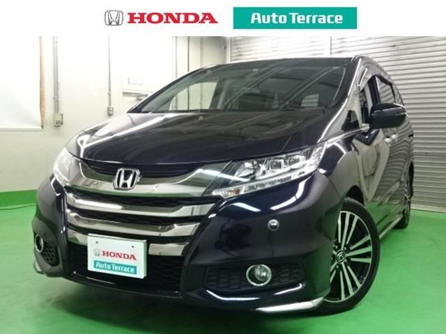 ホンダ アブソルート・EX メモリーナビ 衝突軽減ブレーキ