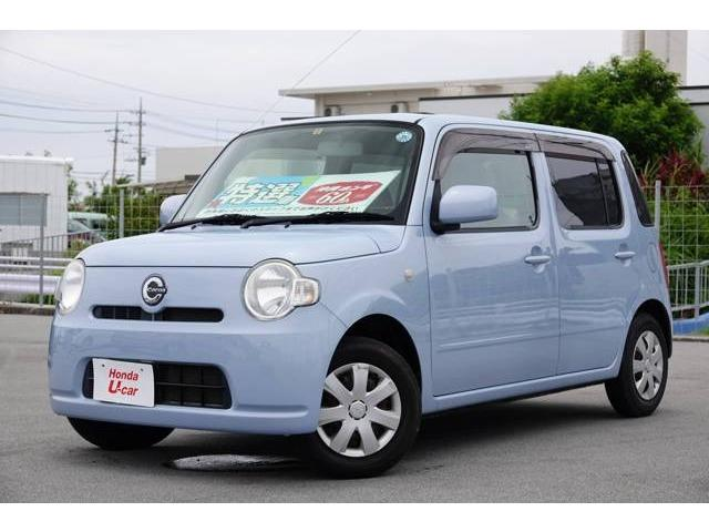 沖縄県の中古車ならミラココア ココアXスペシャル CD付き