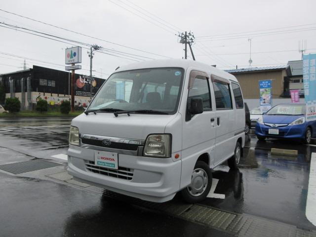 スバル 660 4WD