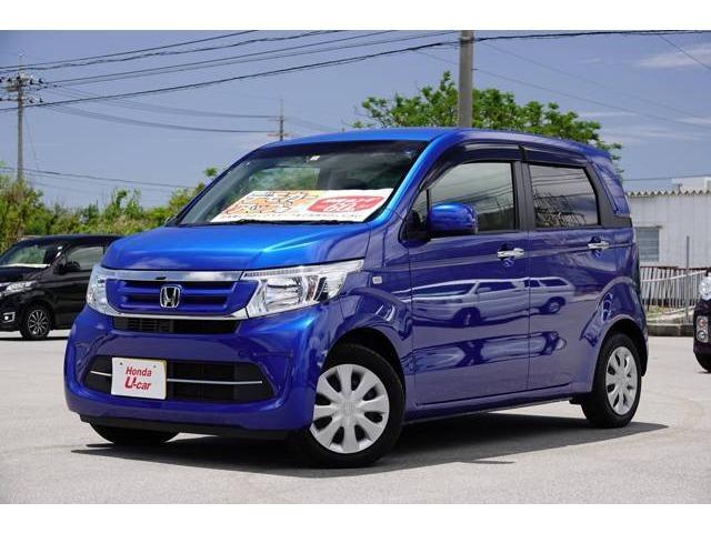 沖縄県の中古車ならN-WGN G・Lパッケージ デモカーアップ