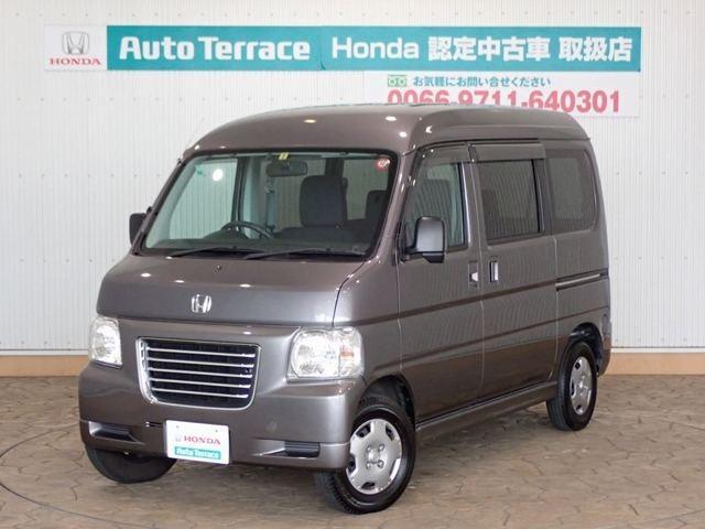 ホンダ ベースグレード フルセグ対応インターナビ 商用車