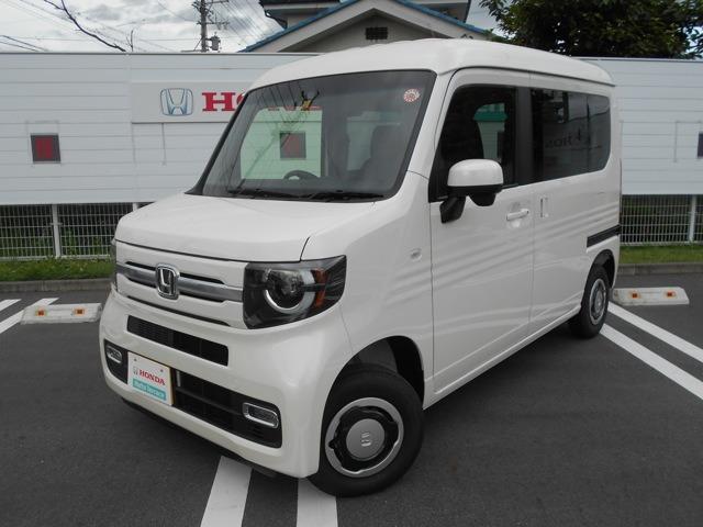 ホンダ ファン・ターボホンダセンシング 当社デモカー 4WD ターボ