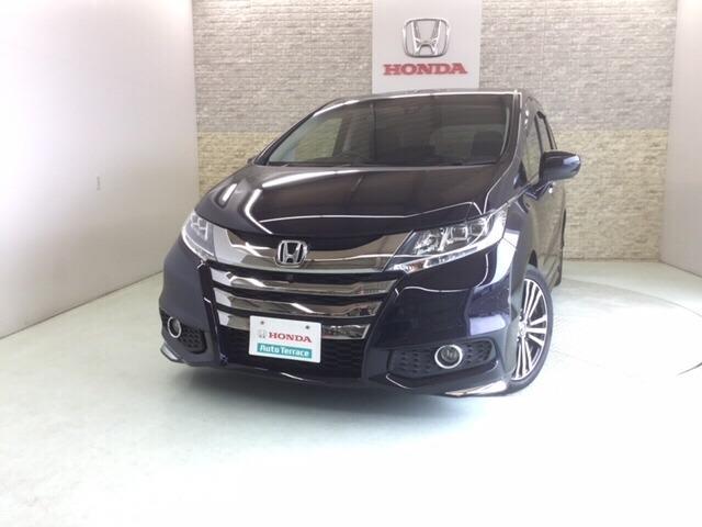 ホンダ アブソルート・EX
