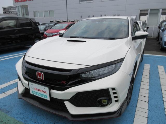 ホンダ タイプR 純正メモリーナビ 6速マニュアル車