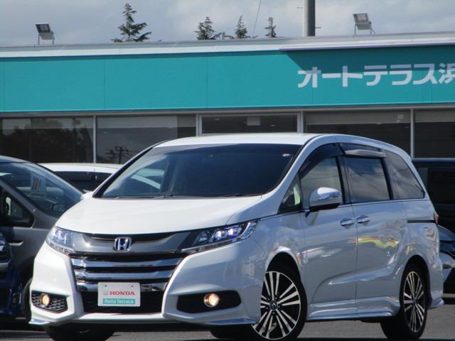 ホンダ アブソルート・EX ホンダセンシング 運転支援 両側電動ドア