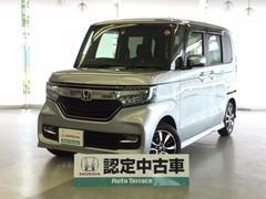 N−BOXカスタムG・Lホンダセンシング 当社デモカー 純正メモリーナビ テレ