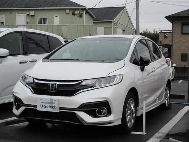 ホンダ フィット 13G・S ホンダセンシング 元当社デモカー ...
