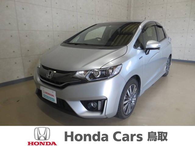 「ホンダ」「フィット」「コンパクトカー」「鳥取県」の中古車