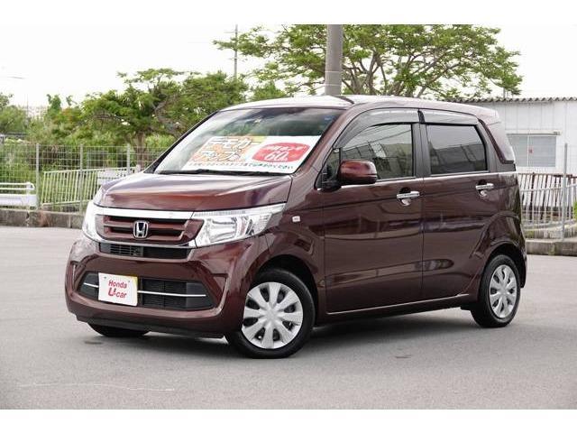 N-WGN(沖縄 中古車) 色:ブラウンパール 価格:126.8万円 年式:2018(平成30)年 走行距離:0.6万km