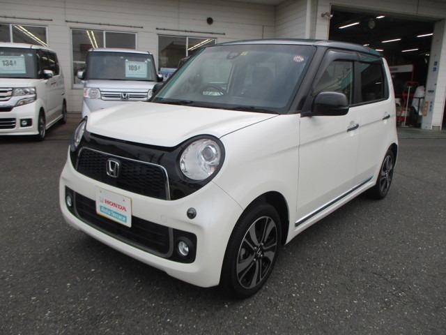 「ホンダ」「N-ONE」「コンパクトカー」「静岡県」の中古車