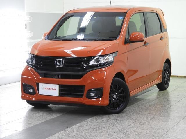 「ホンダ」「N-WGNカスタム」「コンパクトカー」「広島県」の中古車