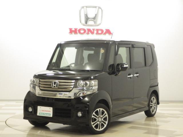 「ホンダ」「N-BOXカスタム」「コンパクトカー」「東京都」の中古車