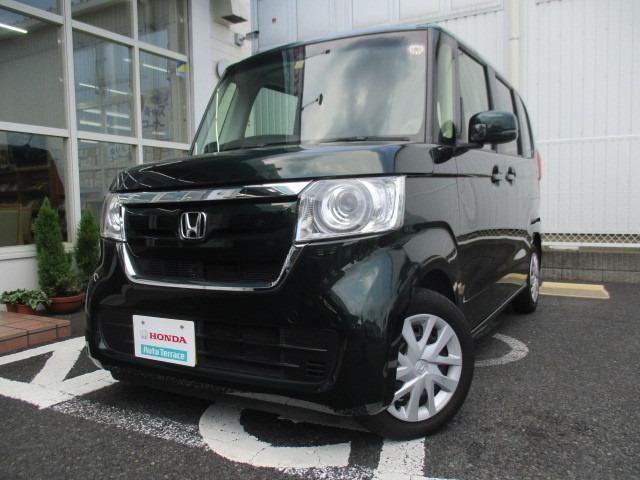 G・Lホンダセンシング デモカー(1枚目)