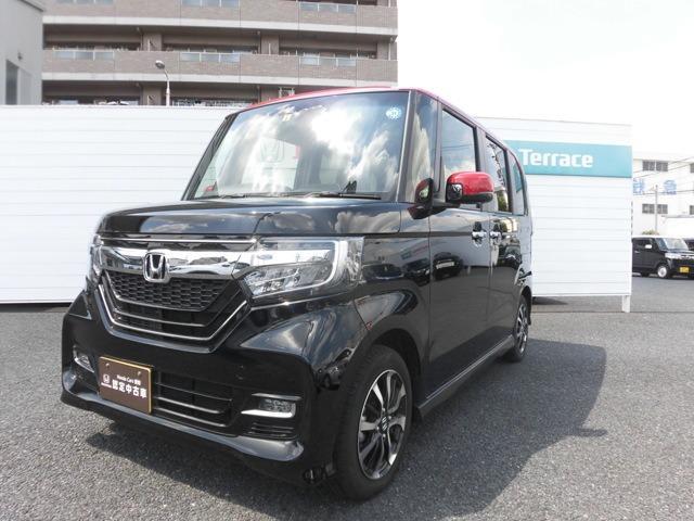ホンダ G・EXホンダセンシング 当社デモカー 2トーンカラー