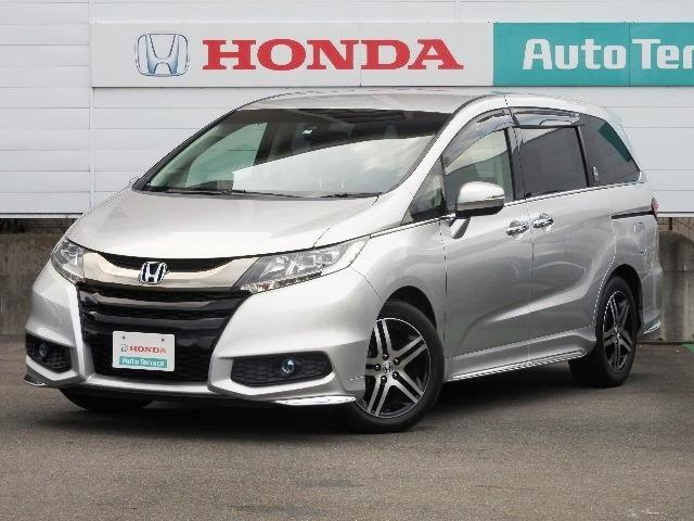 ホンダ アブソルート・20thアニバーサリーパッケージ Honda