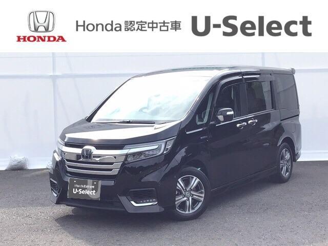 ホンダ スパーダハイブリッド G・EX ホンダセンシング 純正メモリ
